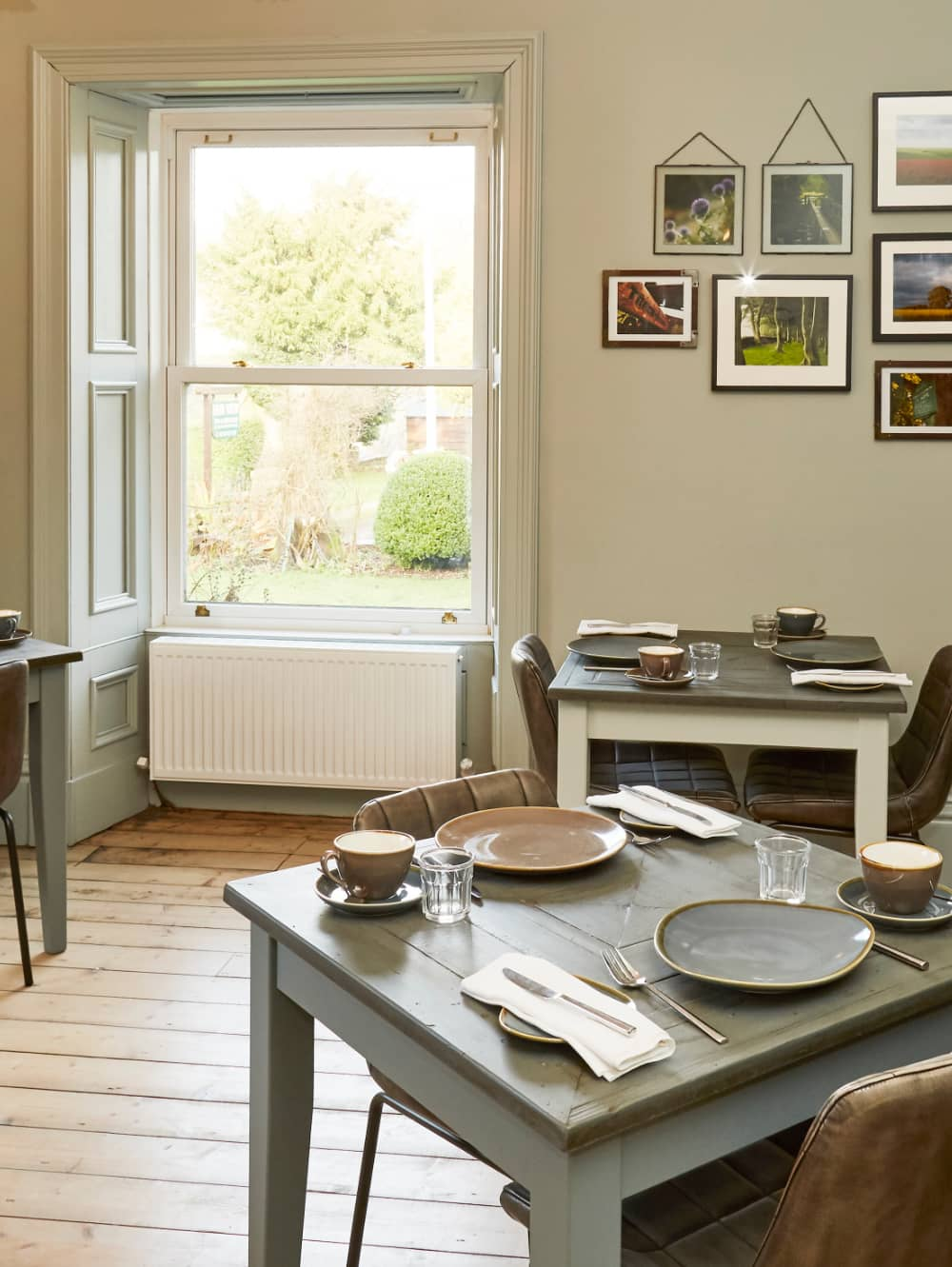 The Breakfast Room at The House at Hawes